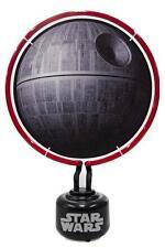 Star Wars - Todesstern Rot Neonleuchte - Neu & Offiziell Lucasfilm Ltd In Box