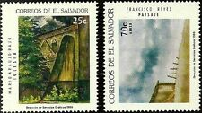 Art, Artists Single Central & South American Stamps