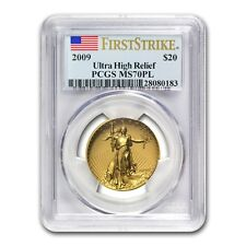 2009 Ultra High Relief Double Eagle MS-70 PL PCGS (FS) - SKU #65050