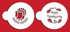 Thanksgiving Cookie Stencils by Designer Stencils #C384