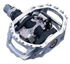 Shimano PD-M545 Platform SPD Clipless Pedals