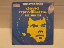 DAVID MC WILLIAMS The stranger 17518