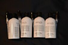Philosophy Miracle Worker miraculous Anti-Aging Lactic Acid Cleaser & mask 8oz