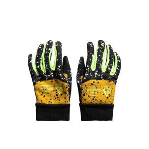 Nike NikeLab ACG Shield Running  Gloves Yellow New Women's Medium
