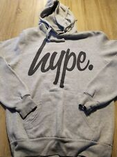 HYPE hoodie Size Small grey