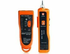 Telephone Cable Wire Diagnose Tester Detector Finder Xq 350 Utp Tracer Tracker
