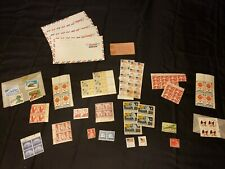 Mixed Lot Of Vintage Stamps (102 Total) • List Below of All Stamps •