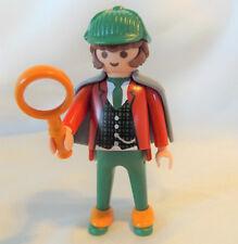 Playmobil New Victorian SHERLOCK HOLMES 6525, 4501 Police Detective in Sealed Pk