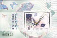 Hungary 1998 Hummingbird/Birds/Nature/Wildlife/Conservation 1v m/s (b1550a)