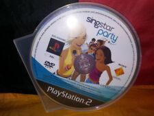 SingStar: Party - Sony PS2 PAL - Disc Only