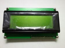 Matrix Orbital LK204-25 REV1.23 serial RS232 Intelligent LCD Display 20x4