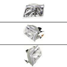 New MA2502117 Driver Side Headlight for Mazda B3000 2001-2010
