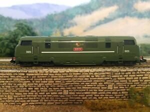 Minitrix N Scale BR Class 42 Diesel D825 Intrepid