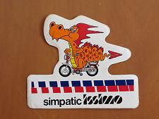 ADESIVO  FANTIC MOTOR SIMPATIC ISSIMO ANNI '70 / '80 - EPOCA