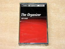 * mint & sealed * SINCLAIR ZX81 / Timex 1000-l'organisateur par timex