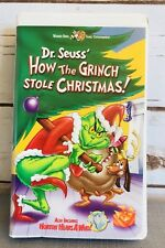 How The Grinch Stole Christmas 2000 Vhs.How The Grinch Stole Christmas 2000 Film Vhs Tapes For