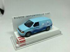 Busch 1:87 Dodge RAM Van