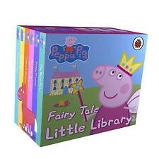 Peppa Pig: Fairy Tale Little Library by Penguin Books Ltd (Board book, 2010)