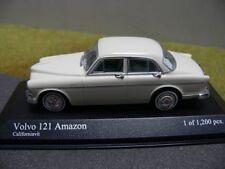 1/43 Minichamps Volvo 121 Amazon 4-Türer Saloon 1959 weiss