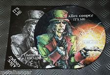 Alice Cooper 'It's Me' LTD Edn UK '94 ORG 4-track EP Picture Disc Rare OOP EX