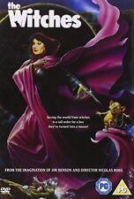 Anjelica Huston The Witches 1990 Roald Dahl / Nicolas Roeg Family Film DVD