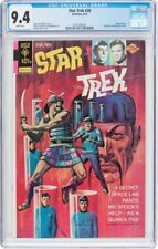 Star Trek #26 Gold Key CGC 9.4 NM Near Mint White Pages September 1974
