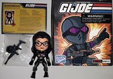 The Loyal Subjects GI Joe Baroness With Box, Accessories and character card