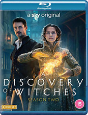 Discovery Of Witches Season 2 A BLU-RAY NEW