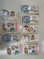 LOT OF 9 VINTAGE CARDS, MADE IN THE USA