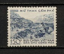 (YYAZ 453) Vietnam 1959 MNG Mich 94 Scott 91 Cam Pha Coal Mines