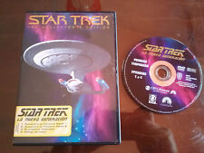 STAR TREK TEMPORADA 1 - DVD THE COLLECTOR´S EDIT CAPITULOS 1-4 EDICION ESPAÑOLA