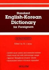 Standard English-Korean Dictionary for Foreigners: Romanized