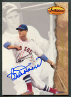 Bobby Doerr #3 signed autograph auto 1994 Ted Williams Company Baseball Card