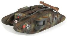 Tanks of the Great War WW1 1/72 German Beutepanzer 2 Paul-Abt12 Captured WW10206