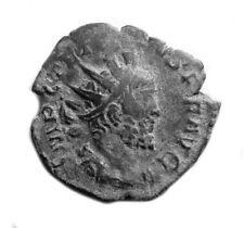 ANCIENT ROMAN COIN -  RADIATE  OF  TETRICUS  I. 271-274AD  #64 i