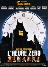 affiche du film HEURE ZERO (L') 120x160 cm