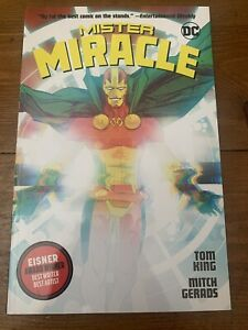 Mister Miracle Trade Paperback King Gerads DC Comics
