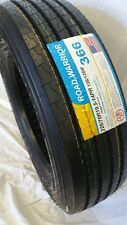 225/70R19.5 (1-TIRE) 128/126M ROAD WARRIOR New All Position  22570195