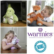 Warmies Comforting Plush with Lavender Heatable Plush Animals