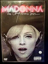 DVD - Concert - Musique - Madonna - The Confessions Tour
