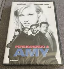PERSIGUIENDO A AMY - 1 DVD PAL 2 - 108 MIN - COMEDIA - NEW SEALED NUEVO EMBALADO