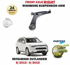 FOR MITSUBISHI OUTLANDER 2013-2015 FRONT LOWER RIGHT WISHBONE SUSPENSION ARM
