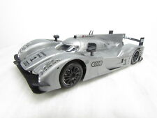 AUDI R18 TDI Slot Car NSR 1/32  #1 Race Car  SILVER  Made in ITALY - Used