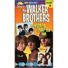 "WALKER BROTHERS ""EVERYTHING UNDER THE SUN"" 5 CD SET NEU"