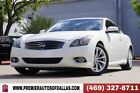 2013 INFINITI G37 Journey 2013 INFINITI G37, Moonlight White with 112538 Miles available now!