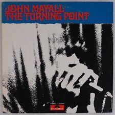 JOHN MAYALL: The Turning Point USA Polydor Blues Rock Vinyl LP VG++