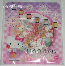 2018 Sanrio Hello Kitty Sticker Set Sack Pack 40 pcs  Japanese style