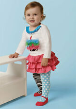 Baby ZEBRA SKIRT SET 190092-06 from the Wild Child Collection