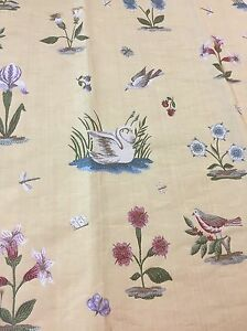 REMNANT Off Cut Marvic Fabric Curtain Blind Cushion Craft 67x94cm RRP£135.00