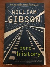 Blue Ant: Zero History by William Gibson (2011, Paperback)